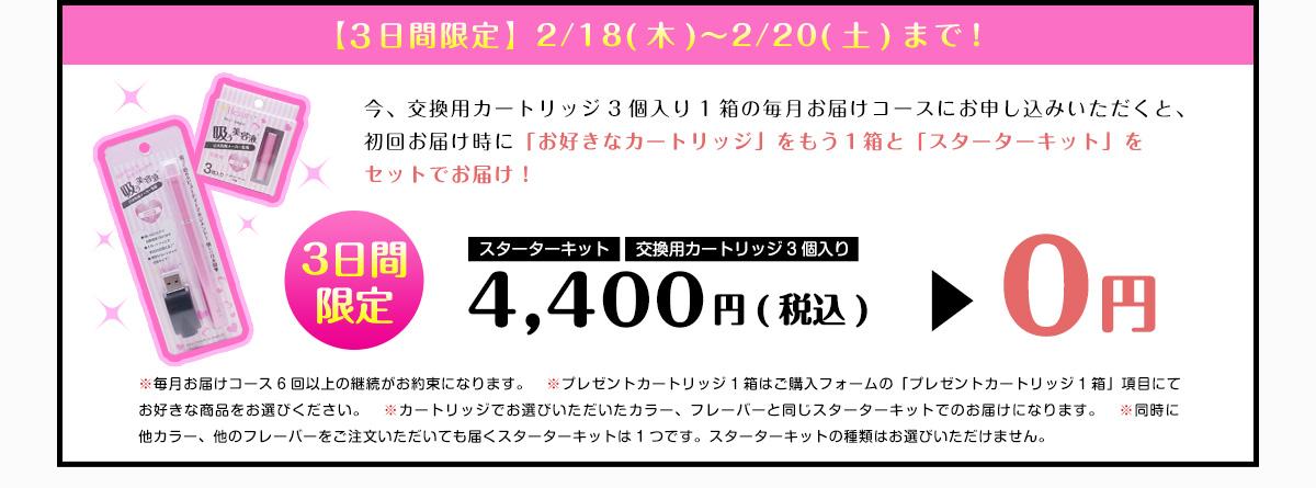 【2日間限定】先着100名様限定!セット販売